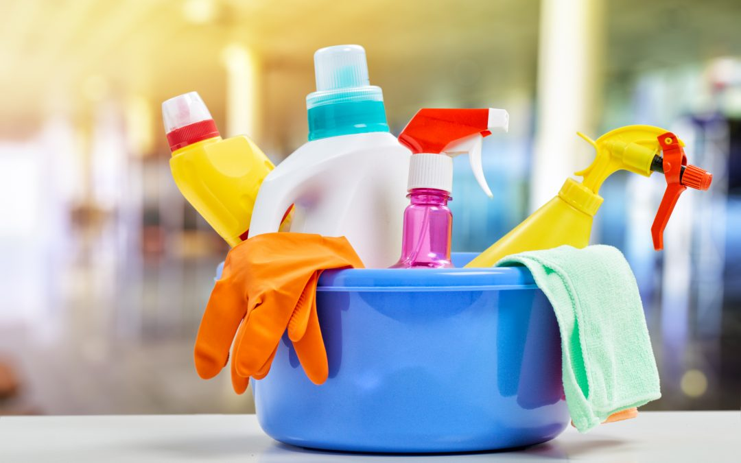 Quick Cleaning Tips to Help You Clean When You're Overwhelmed