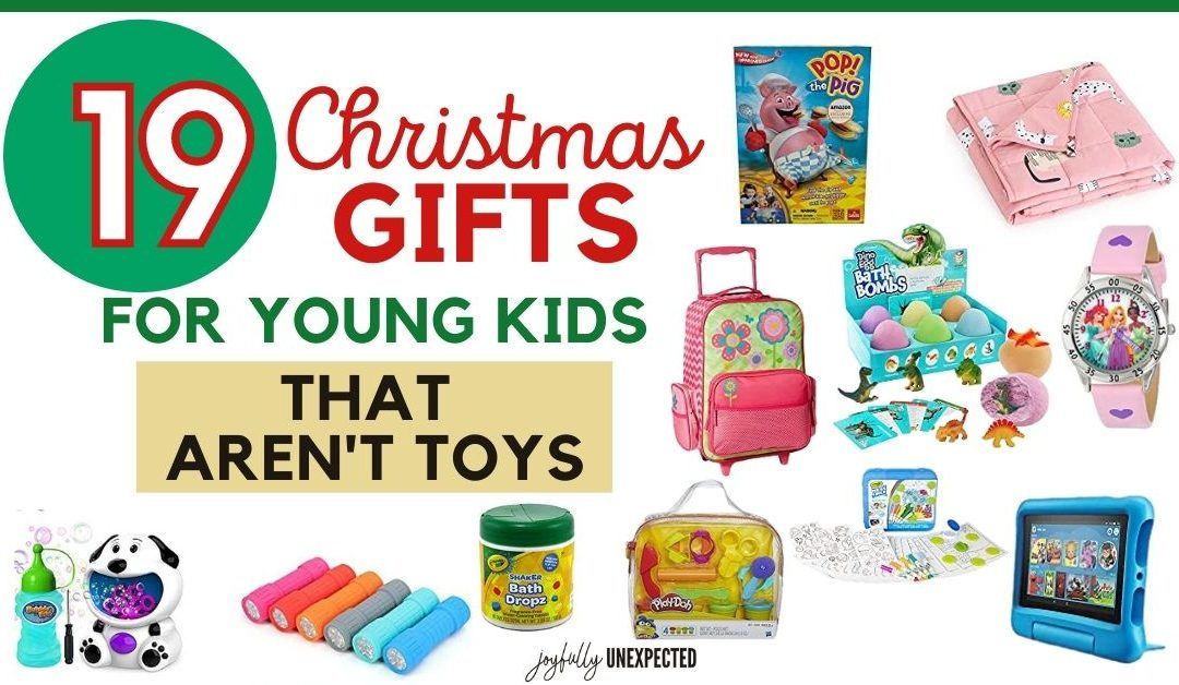 19 Gift Ideas for Kids That Aren't Toys
