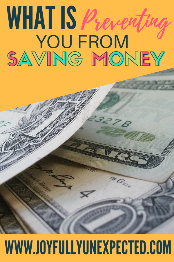 How to save when it is hard to save money